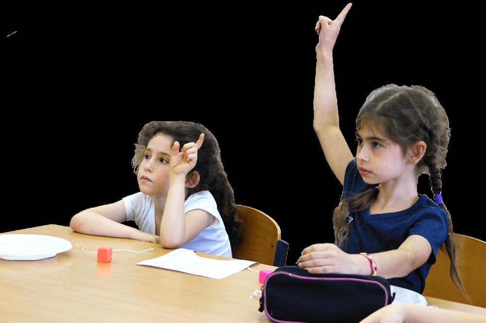 קסמי מדע לכיתות א'-ב'